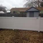 Vinyl Fence in RI